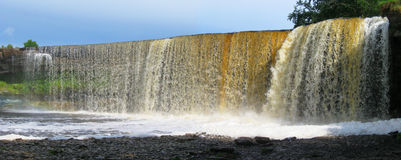 Estonian waterfalls Stock Photos