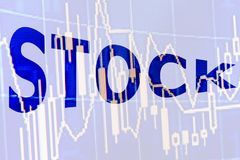 Estoque da palavra Imagens de Stock