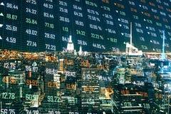 Estoque e conceito da troca imagem de stock royalty free