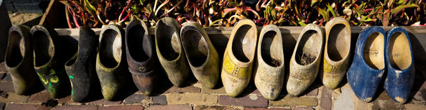 Estorbos del holandés Foto de archivo