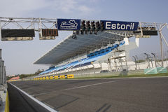 Estoril circuit Royalty Free Stock Photos