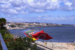 Estoril coast. Portugal Stock Photo