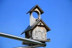 Estornino-casa en Austria foto de archivo libre de regalías