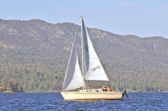 Navegación de la tarde Imagen de archivo
