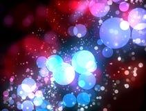 Estouro da luz Imagem de Stock Royalty Free