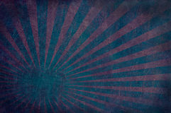 Estouro do couro do vermelho azul Fotos de Stock