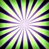 Estouro radial do zoom ilustração stock