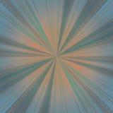 Estouro radial do zoom ilustração royalty free