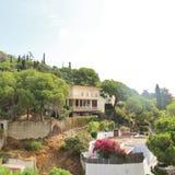 ` Estrac, España de Caldes d Foto de archivo libre de regalías