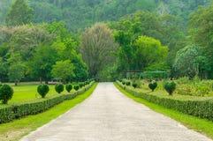 Estrada à montanha Imagem de Stock Royalty Free