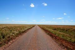 Estrada à nenhumaa parte 02 Fotos de Stock Royalty Free