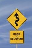 Estrada à recuperação Fotos de Stock