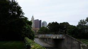 A estrada áspera a Columbo, Ohio! Imagem de Stock Royalty Free