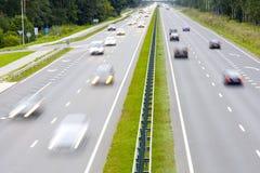 Estrada. Imagem de Stock
