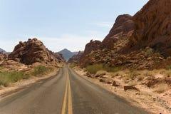 A estrada Imagens de Stock