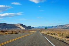 A estrada Fotos de Stock