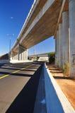 Estrada 4. Israel. Foto de Stock Royalty Free