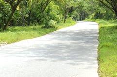A estrada Fotografia de Stock Royalty Free