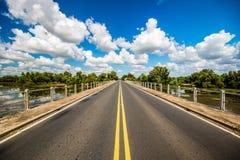A estrada Imagens de Stock Royalty Free