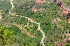 A estrada Imagem de Stock