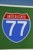 Estrada 77 Imagem de Stock