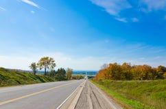 estrada Fotos de Stock Royalty Free