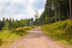 A estrada Fotografia de Stock