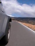 A estrada aberta Foto de Stock Royalty Free