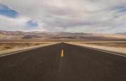 Estrada americana Imagem de Stock Royalty Free