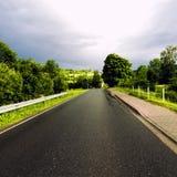Estrada amigável Foto de Stock Royalty Free
