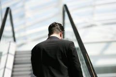 Estrada ao sucesso - zum Erfolg de Weg Fotos de Stock Royalty Free