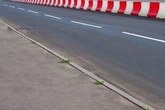 Estrada asfaltada Fotos de Stock Royalty Free