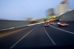 Estrada através de Hartford Imagem de Stock Royalty Free