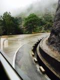 Estrada a Baguio Fotografia de Stock