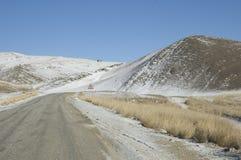 Estrada a Baikal Imagem de Stock Royalty Free