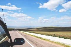 Estrada a Baikal Imagens de Stock