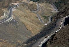 Estrada C4marraquexe, Marrocos imagens de stock