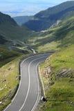Estrada da alta altitude Fotografia de Stock Royalty Free