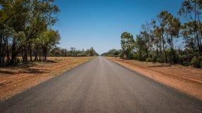 Estrada da passagem de Sani Foto de Stock