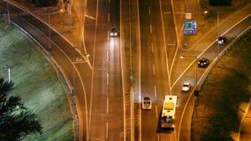 estrada de alta velocidade vídeos de arquivo
