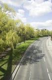 Estrada de cidade esperta Imagem de Stock