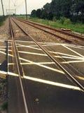 Estrada de ferro Fotografia de Stock