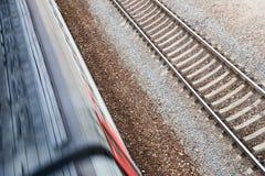 Estrada de ferro Fotos de Stock