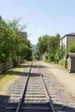 Estrada de ferro Fotos de Stock Royalty Free