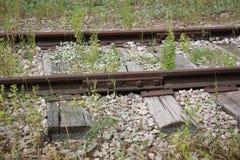 Estrada de ferro Foto de Stock Royalty Free