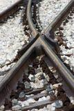 A estrada de ferro Foto de Stock