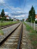 A estrada de ferro Imagem de Stock Royalty Free
