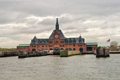 Estrada de ferro central do terminal de New-jersey Fotografia de Stock Royalty Free
