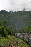 Estrada de ferro da morte Foto de Stock Royalty Free