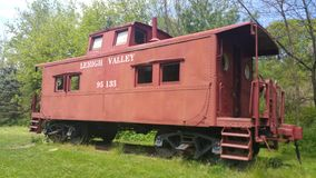 Estrada de ferro de Pensilvânia Imagens de Stock Royalty Free
